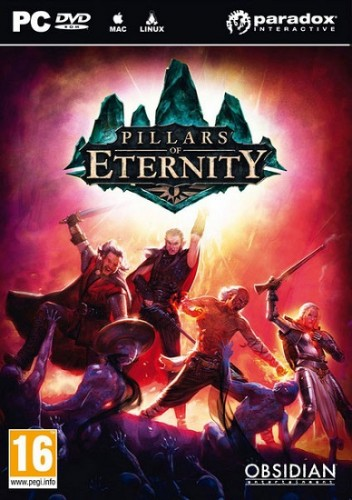 Pillars of Eternity (2015) [RUS][ENG][MULTi] [L]
