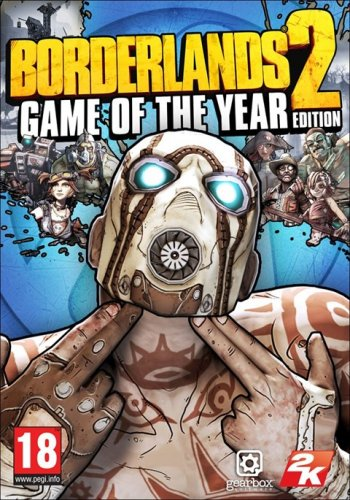 Borderlands 2 [v 1.8.4 + 48 DLC] (2012) PC | RePack by Mizantrop1337