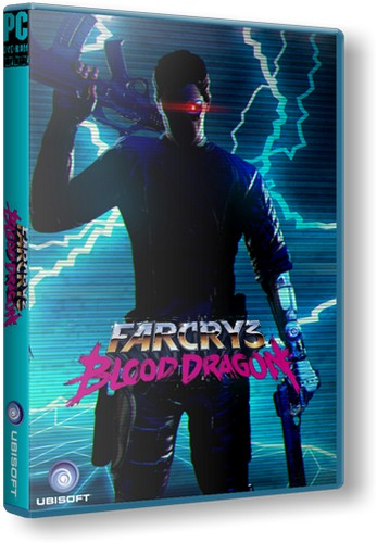 Far Cry 3: Blood Dragon (2013) PC | RePack от SEYTER