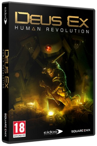 Deus Ex: Human Revolution - Director's Cut Edition (2013) PC | RePack от SEYTER