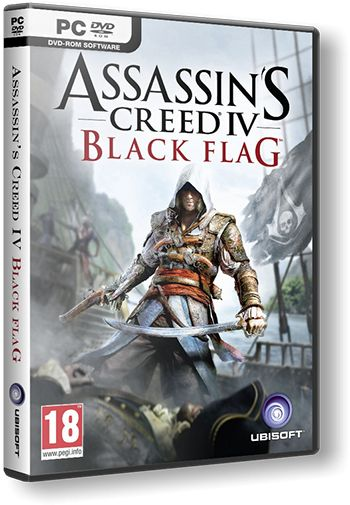 Assassin's Creed IV Black Flag Gold Edition + DLC (1.01) (2013) Rip от =Чувак=