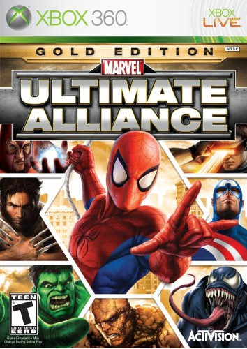Ultimate Alliance Gold Edition (2006) [Region Free][ENG][L]