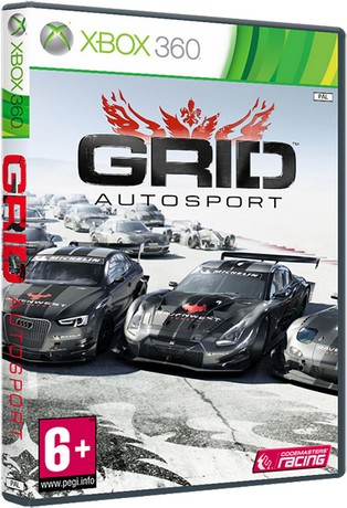 GRID Autosport - Black Edition (2014) XBOX360