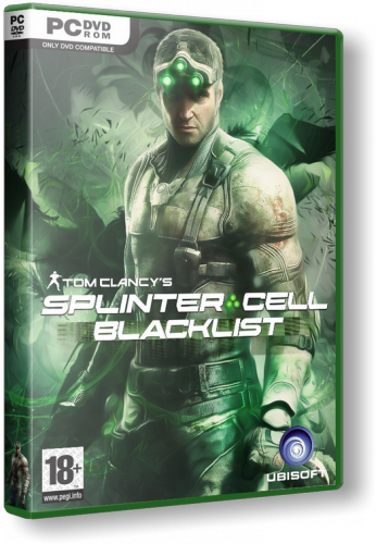 Tom Clancy's Splinter Cell: Blacklist (v1.1) 2013 {Update 1} Repack  от =Чувак=