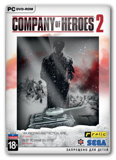 Company of Heroes 2 Collection Edition  Steam-Rip от R.G. Pirats Games