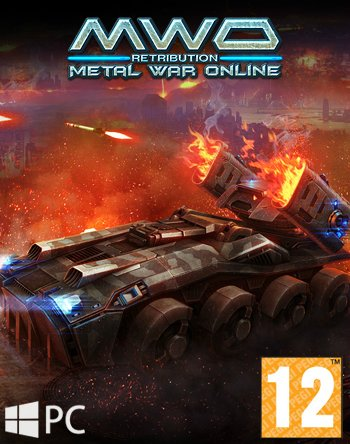 Metal War Online: Retribution [1.0.5.0.0.2073] (2013) PC | Online-only