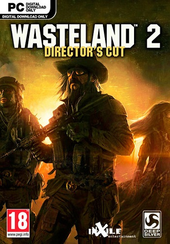 Wasteland 2: Director's Cut  репак от Decepticon