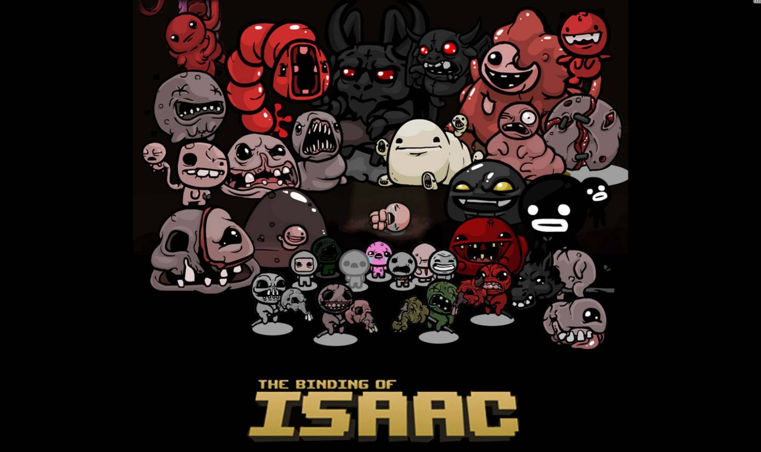 The Binding of Isaac Rebirth [v0.51Beta] (2014) PC | Русификатор