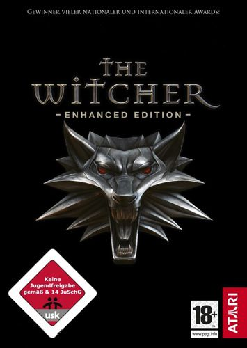 The Witcher / Ведьмак (1.5.0.1304 + All DLC) (2008)  Repack  от =nemos=