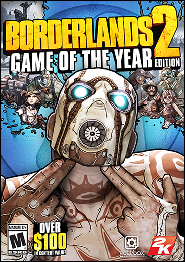 Borderlands 2 [v 1.8.0 + DLC's] (2012) PC | RePack от SEYTER