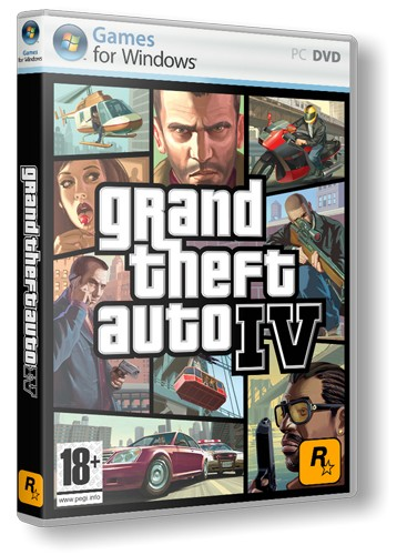 Grand Theft Auto IV - Complete Edition [v 1070-1120] (2010) PC  RePack от R.G. Games