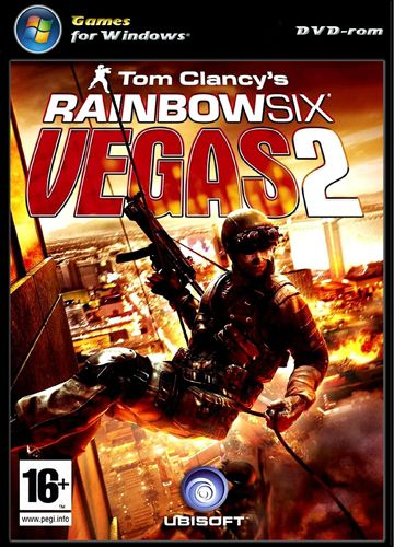 Tom Clancy's Rainbow Six: Vegas 2 (1.03.101.336 + DLC) (2008)  Repack  от =nemos=