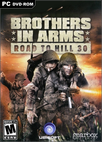 Brothers in Arms: Road to Hill 30 (1.11) (2005)  Rip  от Russian Mafia