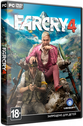 Far Cry 4 Gold Edition (2014)  (v 1.4.0) RePackот =Чувак=