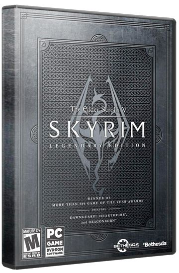 The Elder Scrolls V: Skyrim - Legendary Edition (v.1.9.32.0.8) (2013) Repack от R.G. REVOLUTiON