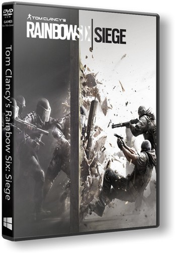 Tom Clancy's Rainbow Six: Siege [Update 15] (2015) PC  RePack