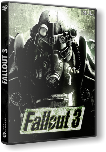 Fallout 3: Game of the Year Edition (2009) PC | RePack by SeregA-Lus