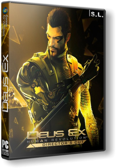 Deus Ex: Human Revolution - Director's Cut Edition (v.2.0.0.0) (2012) [Repack, RU, Action] от SeregA-Lus