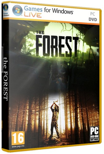 The Forest [v 0.36b] (2015) PC  SteamRip от R.G. Games