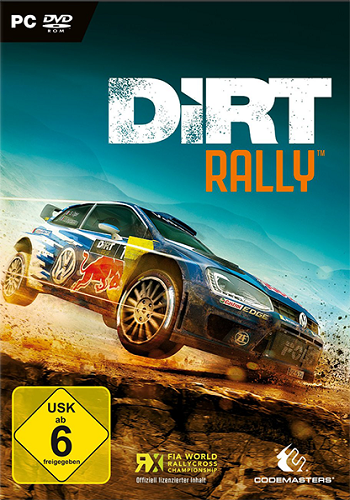 DiRT Rally [2015, Racing (Cars) / 3D]