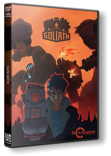 Goliath [Update 1] (2016) PC | RePack от R.G. Механики
