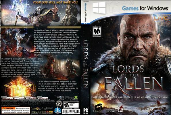Lords Of The Fallen [RePack] [2014|Rus|Eng]