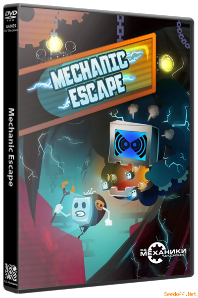 Mechanic Escape 2014, RU/-, Repack от R.G. Механики