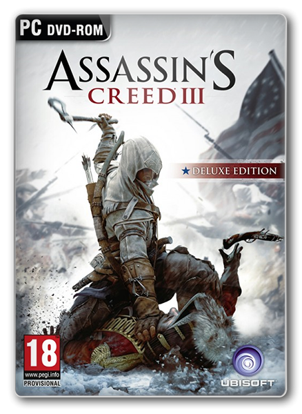 Assassin's Creed 3 Deluxe Edition + Full DLC (v.1.06) 2013 Steam-Rip от R.G. Pirats Games