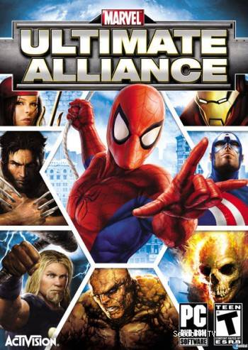 Marvel: Ultimate Alliance [2016, ENG, L] CODEX