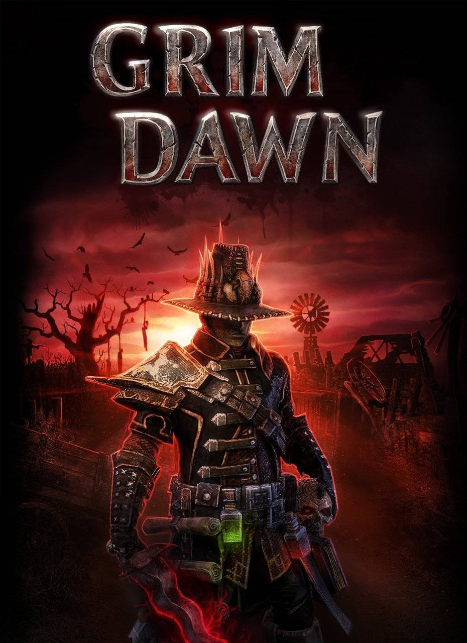 Grim Dawn [v 1.0.0.5-hf1 + 1 DLC] (2016) PC | RePack от FitGirl