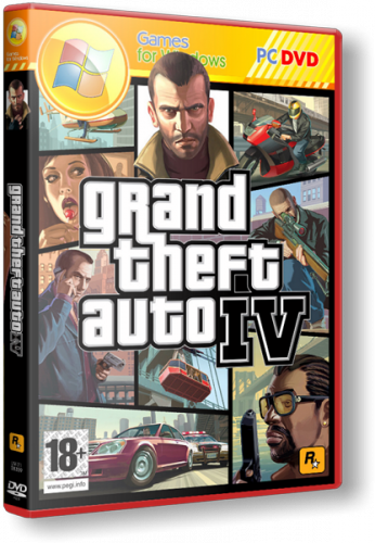 Grand Theft Auto IV - Complete Edition (2008-2010) [RUS][ENG][MULTI] [RePack] от xatab