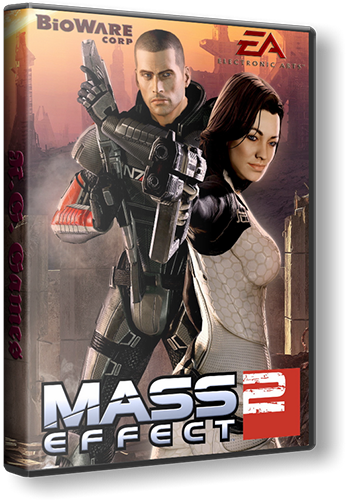 Mass Effect 2 (2010) PC | Repack от R.G.МОСКВИ4И