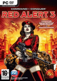 Command & Conquer: Red Alert 3 - Uprising (2009) PC | RePack