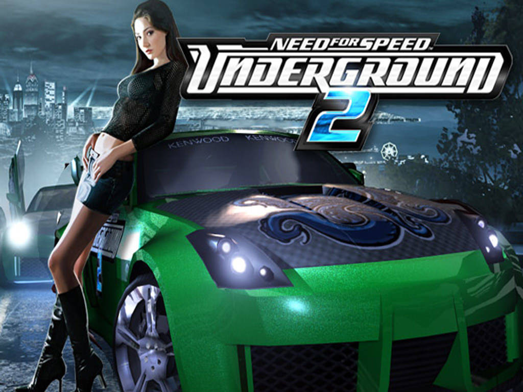 Need for Speed: Underground 2 (2004) PC | Лицензия