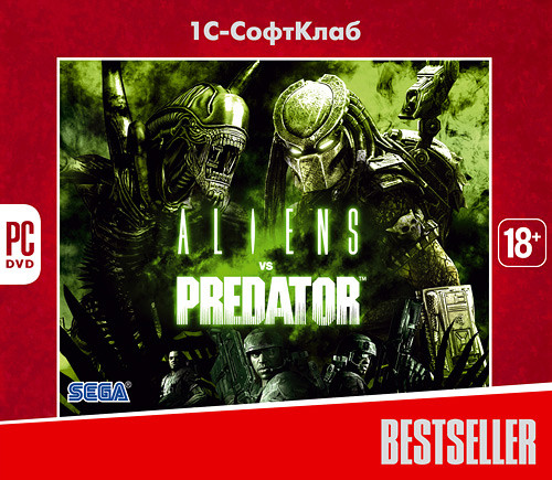 Aliens vs. Predator (2010) PC | Лицензия