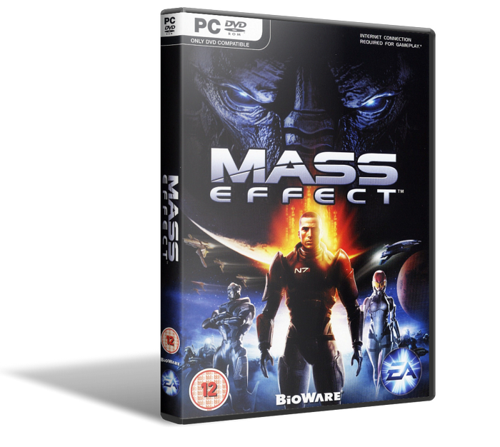Mass Effect Collector's Edition (2009) PC | RePack от R.G. CodeRs
